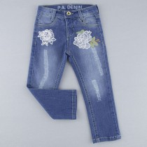 059 - JEANS CLARO#64a2c6